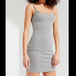 Urban Outfitters ribbed bodycon mini dress